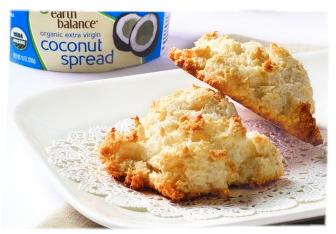 Coconut Macarons