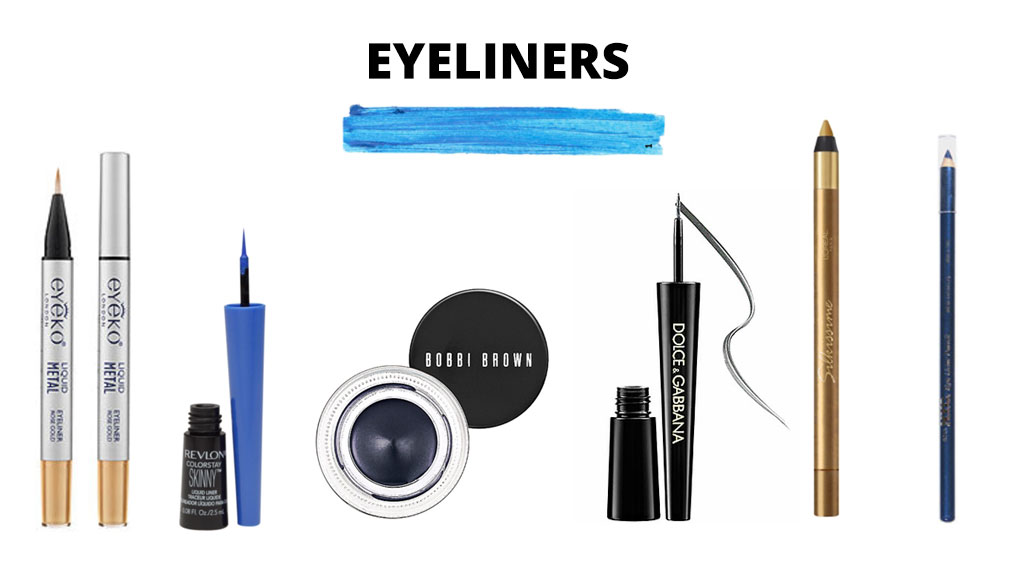 how to put liquid eyeliner on top lid by yourself