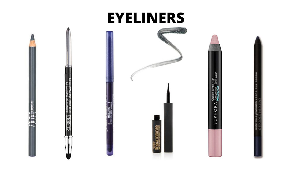 Best Eyeliners for Green Eyes