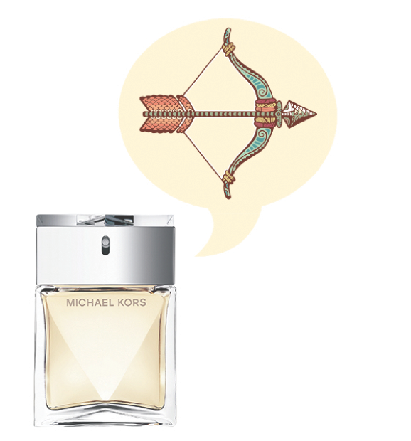 Sagittarius Fragrance Horoscope - Michael Kors