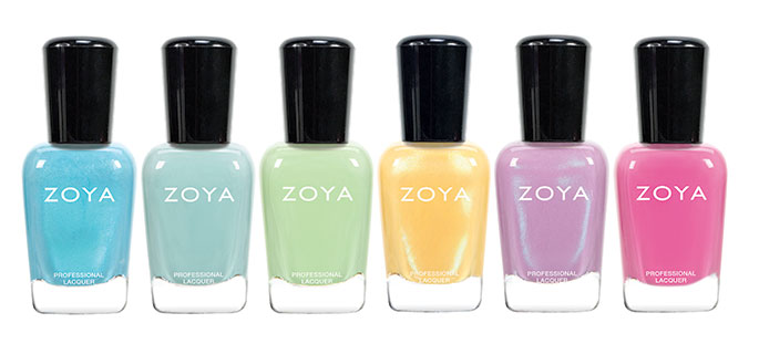 zoya spring 2015 nail polish collection