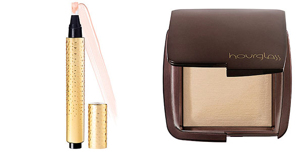 yves saint laurent touche eclat luminizer and hourglass ambient lighting powder