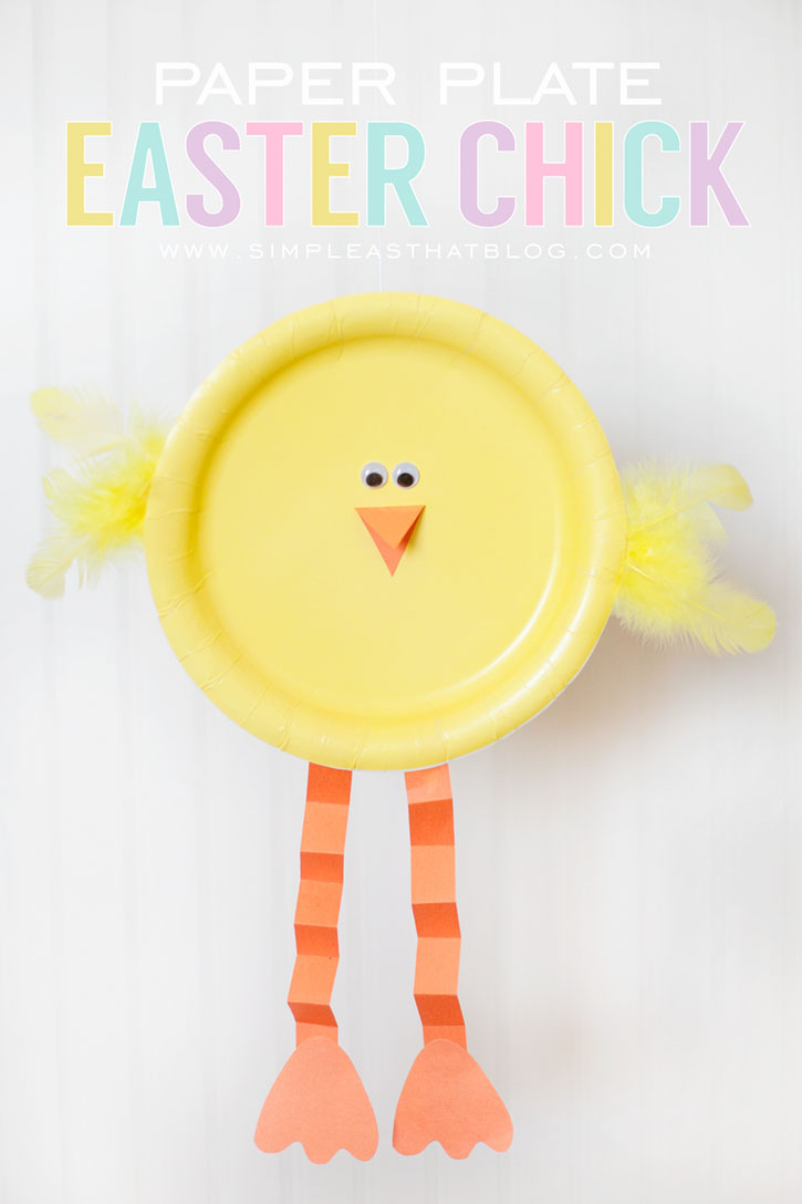 Easy DIY Easter Craft