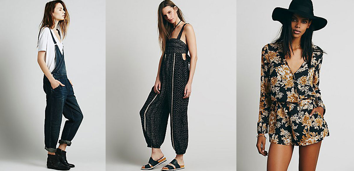 Free People Jumpsuits
