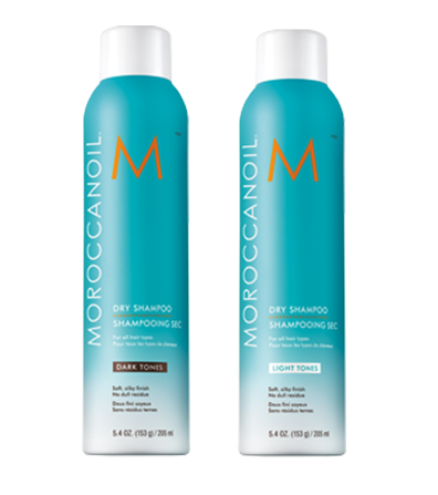New Dry Shampoo