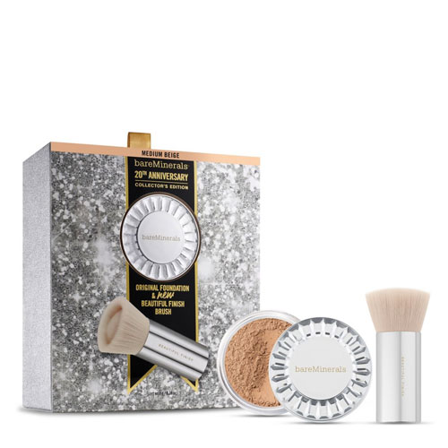 bareminerals 20th anniversary collector's edition