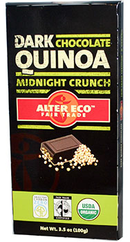Alter Ego Quinoa Dark Chocolate