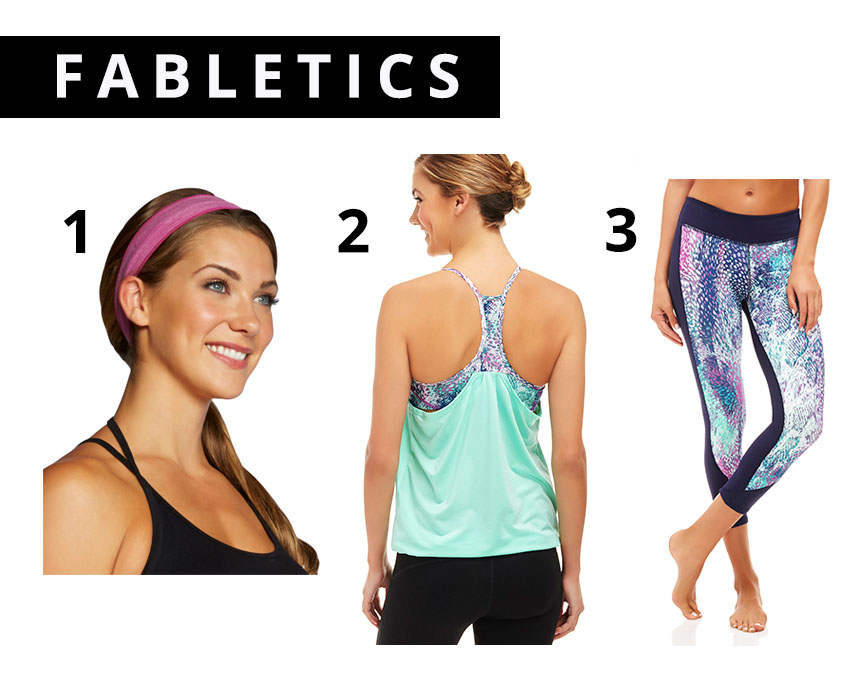 Fabletics Active Wear, athletic gear, Sports, affordable sports wear