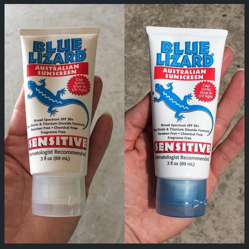 Blue Lizard Sensitive Sunscreen