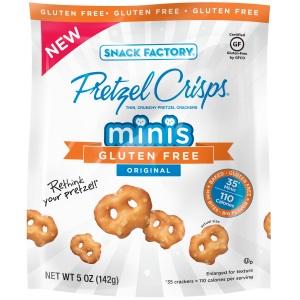 Pretzel Crisps Minis
