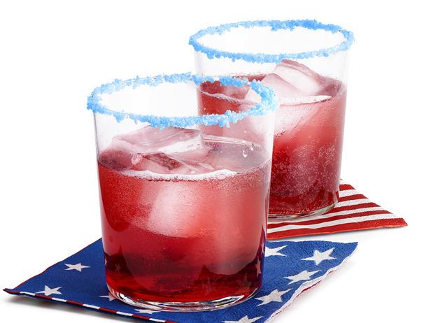 Pop Rocks Cocktail, Fourth of July cocktails