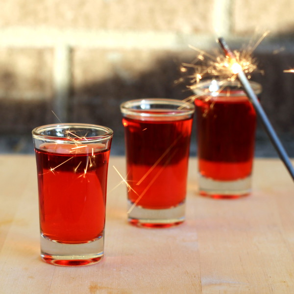 Fourth of July cocktails, Mexican Red Hot
