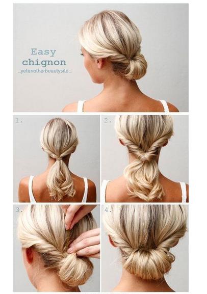 Twist Chignon