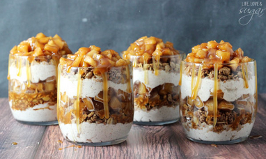 Apple Pie Trifle, sweets, dessert recipes