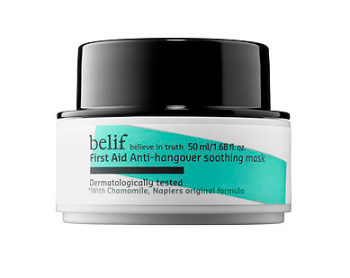 Belif First Aid Anti Hangover Soothing Mask