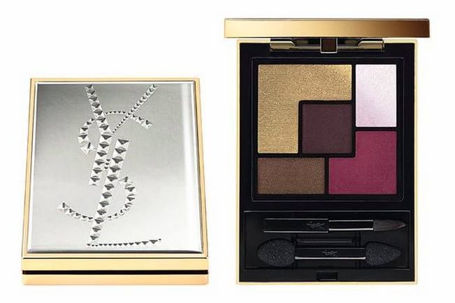 YSL Metal Couture Palette