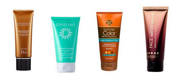 self tanner for tontouring