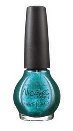 Nicole by OPI Lacquer Exclusive - Iceberg Lotus