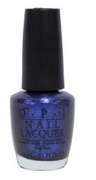 OPI Into the Night Nail Metallic Blue