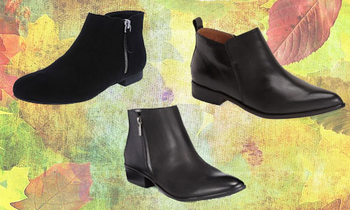 Ankle Boot Picks for Fall!
