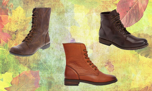 Combat Boot Picks for Fall!