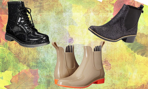 Weatherproof Boot Picks for Fall!
