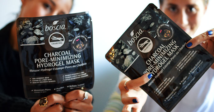 Boscia Charcoal Pore-Minimizing Sheet Mask