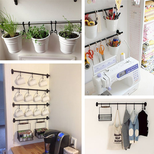 Best ikea hacks for small living spaces influenster for Small space living hacks