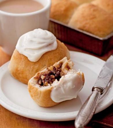 cinnamon surprise buns