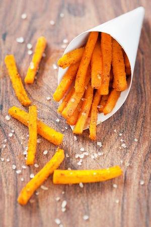 Pumpkin Fries