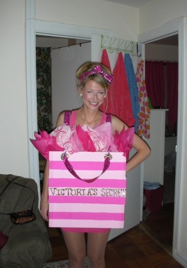 Victorias Secret Bag Costume