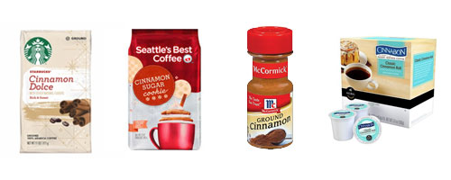 Cinnamon Coffee Flavors