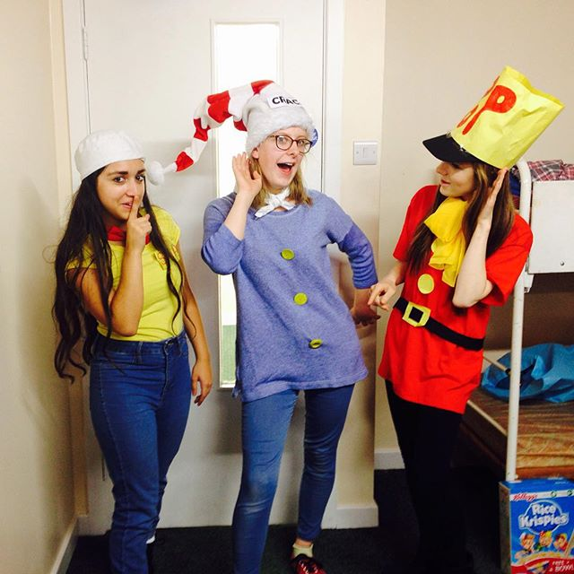 snap, crackle, pop costumes