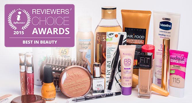 Influenster Reviewers' Choice Awards