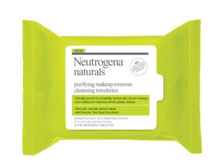 Neutrogena Naturals Makeup Remover Wipes
