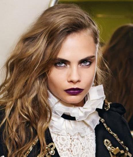 cara lipstick