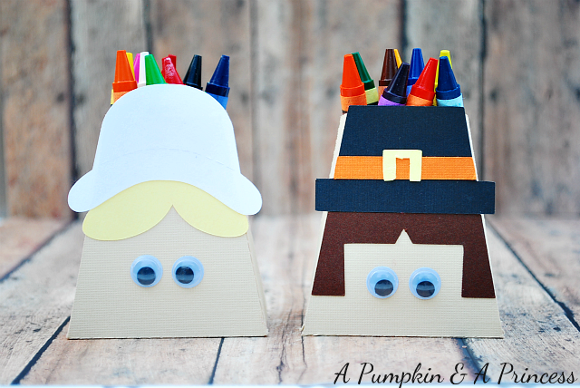 PILGRIM TREAT BOXES