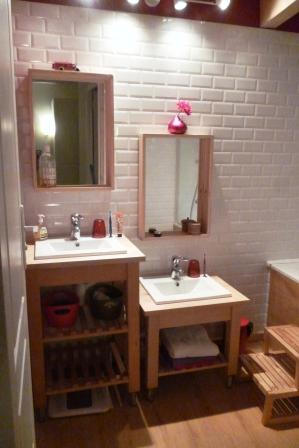 5 mind blowing ikea hacks for your bathroom influenster - Meuble angle salle de bain ikea ...