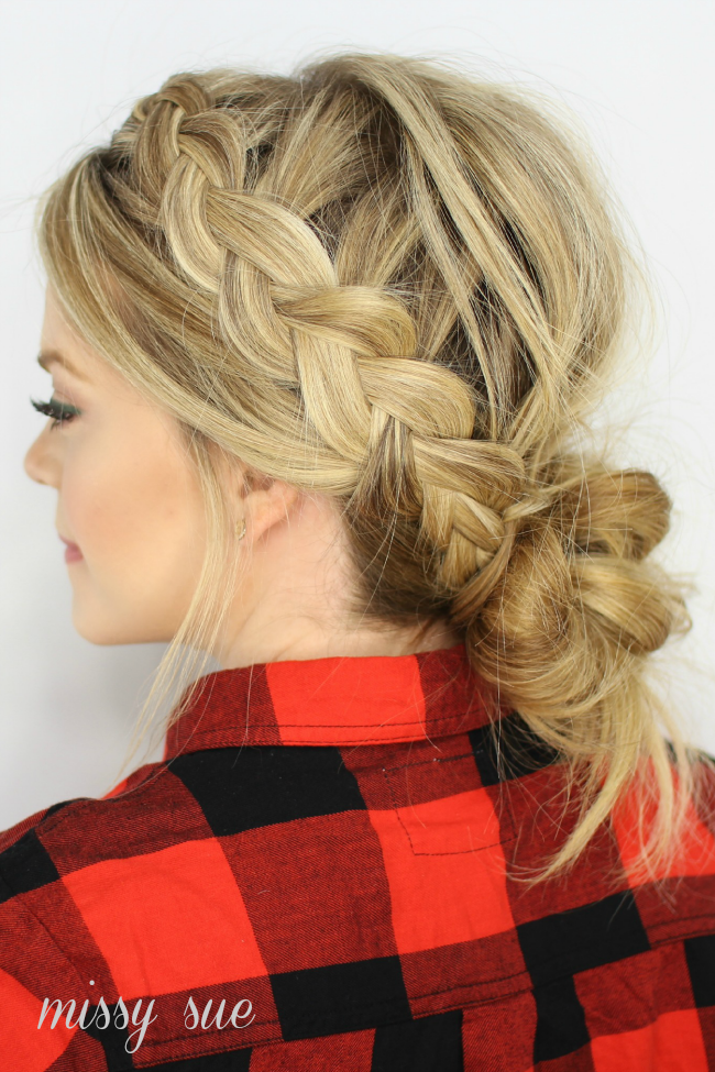 twist on dutch braids