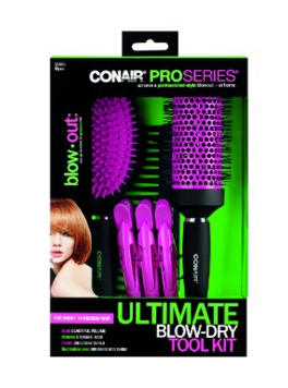 Conair Proseries Ultimate Blow-Dry tool Kit for Short to Medium Hair