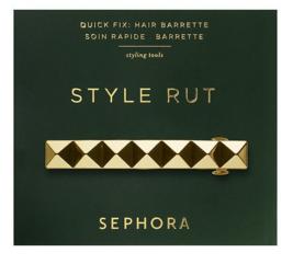 Sephora's Style Rut Hair Barette