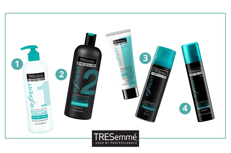 TRESemme Beauty Full Volume Collection