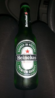 Heineken Beer uploaded by Aisha T.
