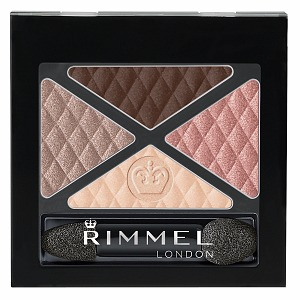 Rimmel Glam Eyes Quad Eye Shadow