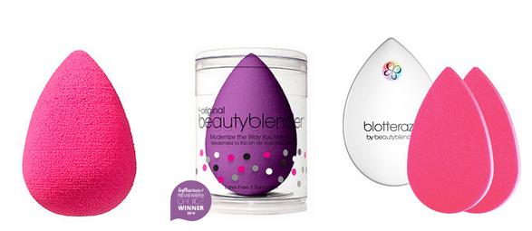 Beauty blender, liner designer, makeup