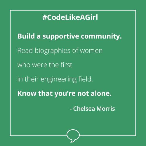 Code Like A Girl Scholarship