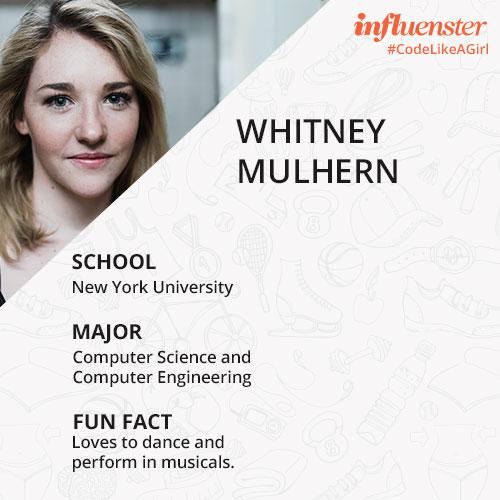 Code Like A Girl Scholarship Winner