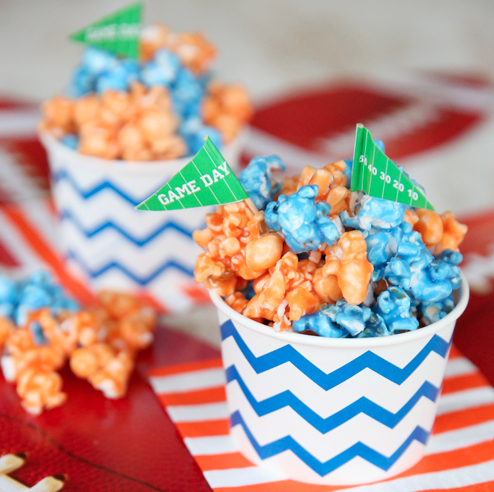 Game Day Popcorn: Broncos