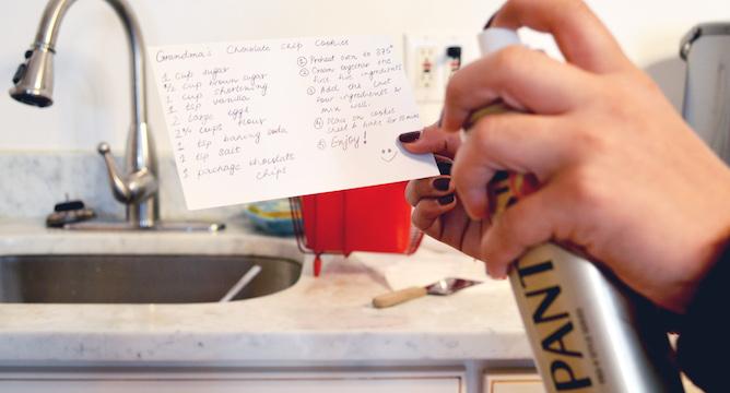 Recipe Card Extender