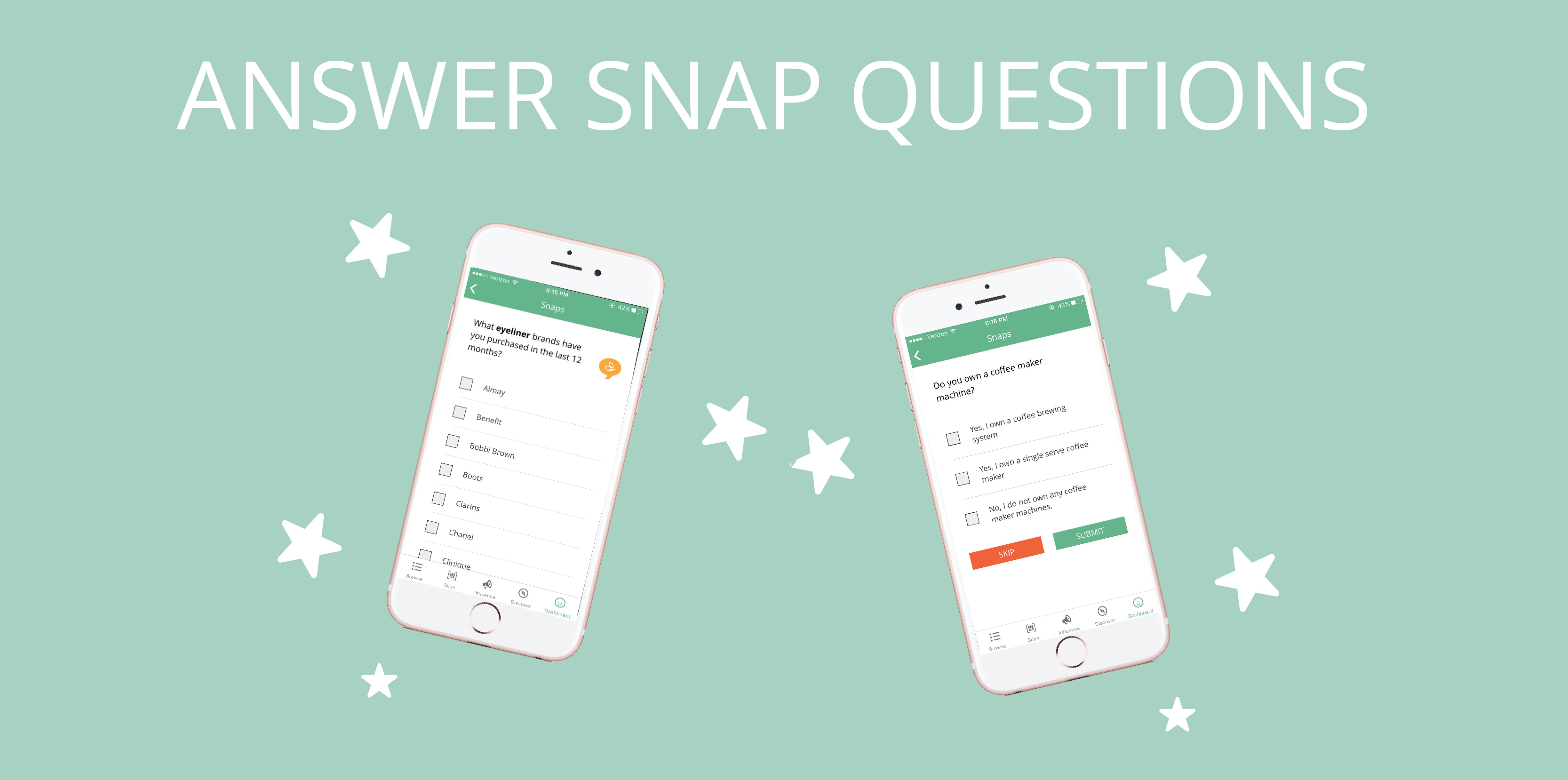 things to do after you sign up for influenster when you connect your social media accounts and use our app you re able to unlock badges and enter to win prizes easier than ever